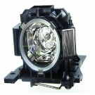 Original Inside lamp for POLAROID POLAVIEW 10SP projector - Replaces