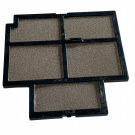 Genuine DUKANE Replacement Air Filter For I-PRO 8063 Part Code: NJ09702