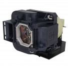 Original Inside lamp for NEC NP-P603X projector - Replaces NP44LP